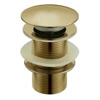 Донный клапан MELANA MLN-ТB50-1 бронза без перелива
