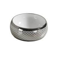 Раковина MELANA MLN-805-5004SP-1 серебро