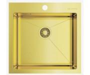 Мойка Omoikiri Akisame 51-LG светлое золото