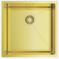 Мойка Omoikiri Taki 44-U/IF-LG светлое золото