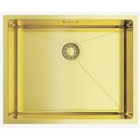 Мойка Omoikiri Taki 54-U/IF LG светлое золото