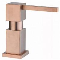 Дозатор для жидкого мыла, квадратный, SSA-013 Copp