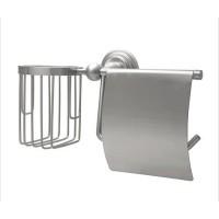Wasserkraft Ammer K-7059 держатель туалетной бумаги и освежителя, матовый хром