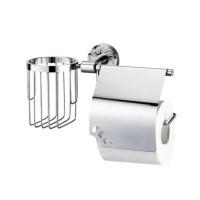 Wasserkraft Isen K-4059 держатель туалетной бумаги и освежителя, хром