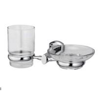 Wasserkraft Oder K-3026 держатель стакана и мыльницы, хром