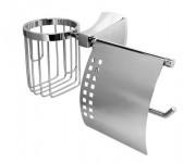 Wasserkraft Wern K-2559 держатель туалетной бумаги и освежителя, хром