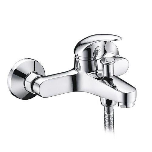 Wasserkraft Isen 2601 хром для ванны