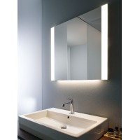 Зеркало WW BZS LOTTE 8060-1 для ванной с подсветкой