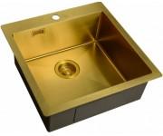 Мойка Zorg ZL R 510510 Bronze
