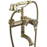 Смеситель Zorg A 400W-BR бронза для ванны