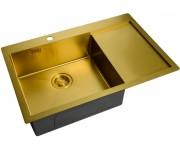 Мойка Zorg ZL R-780510-L Bronze